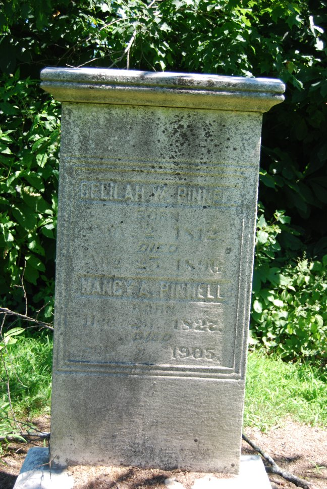 Elijah and Nancy Pinnell